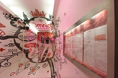 Omnia (entre du restaurant) (@rno) Tags: pink art rose restaurant photo interesting explore lille photograpy omnia esquermoise interessare elinteresar interessieren  interessar