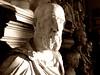 Roman Bust (mattrkeyworth) Tags: italy rome roma statue roman sony statues bust p12 dscp12 mattrkeyworth