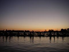 椎の木湖の朝