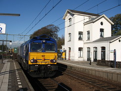 ERS Railways class66 6612 (giedje2200loc) Tags: railroad train metro tram trains vehicles railways railfan freight locomotives loghtrail
