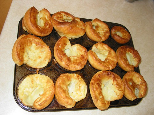Yorkshire Puddings with Altitude