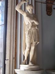 Roma, Musei Capitolini (M.Pardy) Tags: roma escultura estatua amazona cazadora museicapitolini policleto