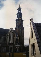 Westerkerk (Adorable Aardvark) Tags: amsterdam prinsengracht annefrank westerkerk