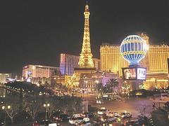 Vista general del hotel París