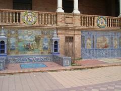 Plaza de Espana 2 (tetsu74) Tags: sevilla spain