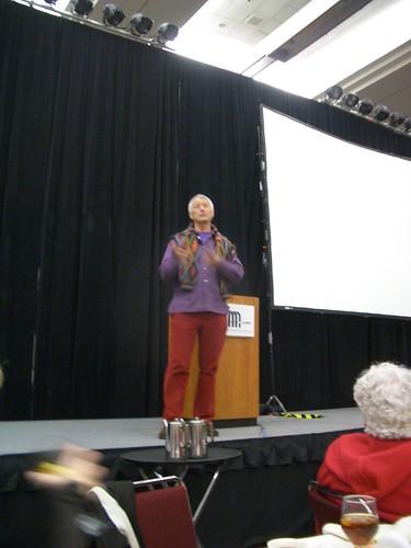 Kaffe Fassett Lecture