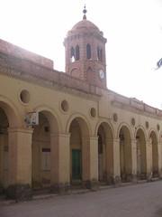 Place de l'horloge (Laala.B) Tags: sahara algerie laghouat