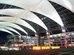 Airport in Munich