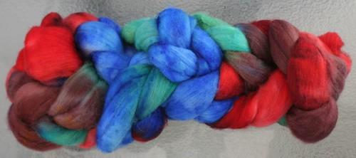 Superwash Merino, colorway: Meadow
