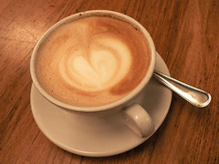 To love and be loved (Kati*) Tags: love coffee frank lyrics heart herz sinatra franksinatra cappucchino abigfave liederinbildern