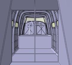 Couzinet 71 N01, Arc en ciel N5 (Pierroo) Tags: 3d avion arcenciel maquette