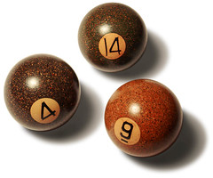20th Century Billiard Balls