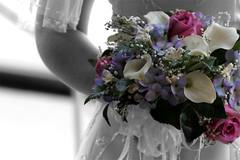 bouquet (dannyvin) Tags: wedding stacie artie