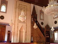 Di Dlm Haci Bayram Mosque, Ankara, Turkey