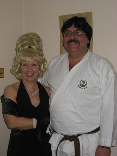 Lady Marmalade & Bruce Lie