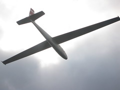 Let L-13 Blanik glider