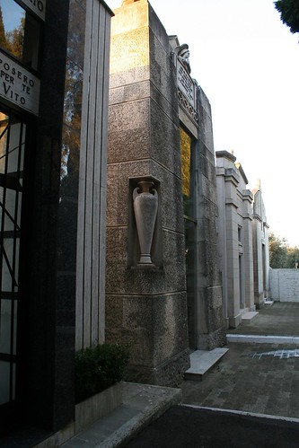 Cemetery in Putignano