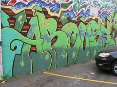 arouse (The Hydrilla) Tags: sf sanfrancisco graffiti sfgraffiti arouse
