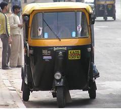 Definición de tráfico indio