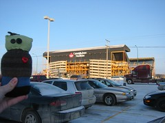 Blue Bombers Stadium