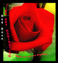 Red Rose Fine Art Nomination.