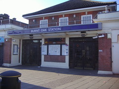 Picture of Burnt Oak Station