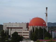 La central nuclear de Guadalajara
