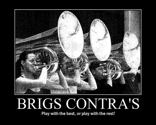 We play contra at the Syracuse Brigadiers!