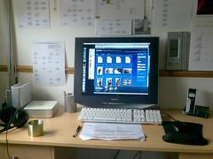 My Office Mark II - as it really is