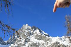 Monte Bianco is here! (sallyegg) Tags: feb courmayeur 2007