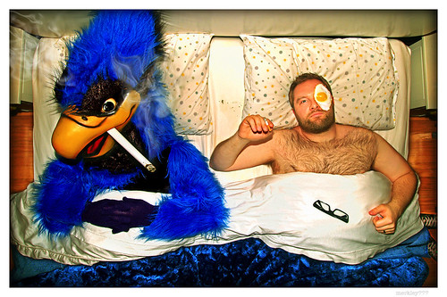 Claude VonStroke - In Bed With A Dirty Bird