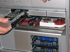 Mac Pro Hard Drive Sleds (patrick.swinnea) Tags: apple computer macintosh technology 2006 macpro