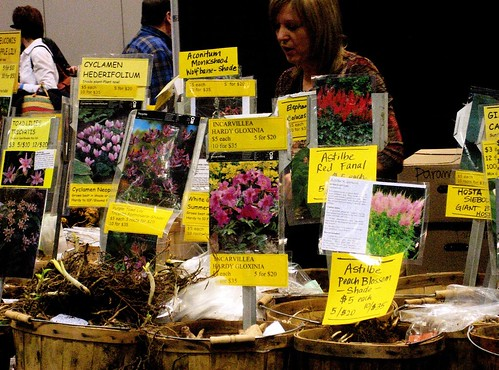 PORTLAND GARDEN AND PATIO SHOW 2007