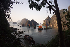 Ha Long Bay Junk - Vietnam