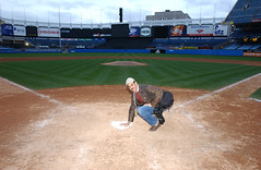 Yankee Stadium. Oct. 2004.