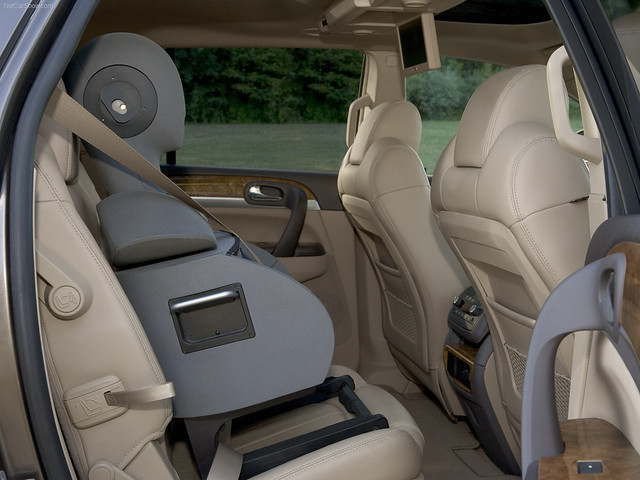 auto show cars car buick 2008 enclave buickenclave