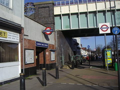 Picture of Canons Park Station