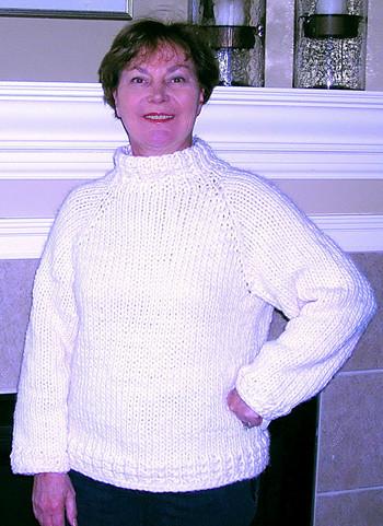 Pam's Sweater