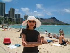DSCF0050 (brightday) Tags: hawaii oahu diamondhead waikikibeach