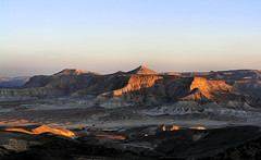 The Negev Desert's beautiful landscape by josef.stuefer, on Flickr