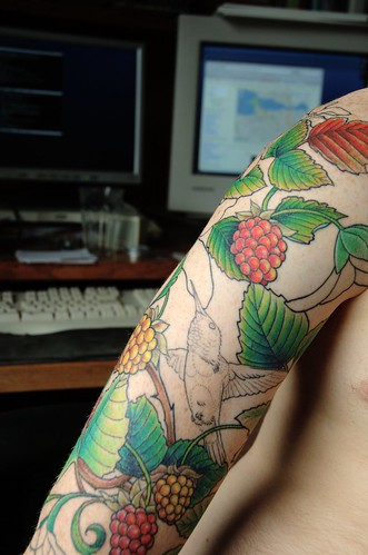 Tattoos of Hummingbirds?