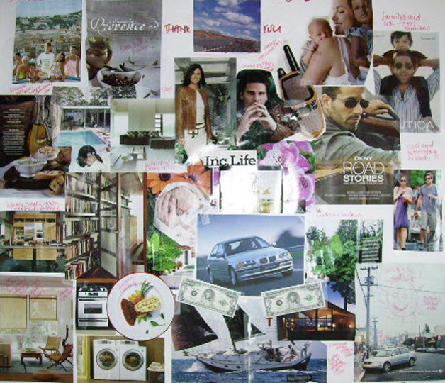 Article Tips To Create A Vision Board
