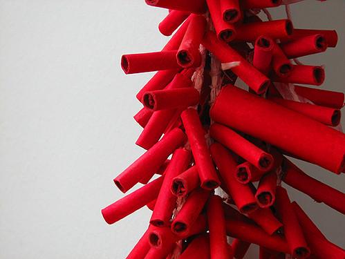 Paper Firecrackers