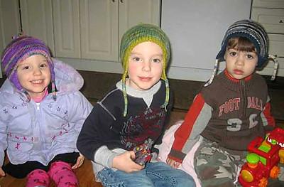 3 Kersti Hats
