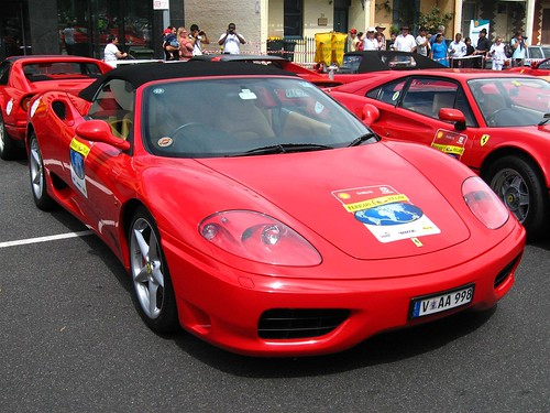 Фото, картинки Ferrari 360 Spider