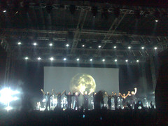 Roger Waters Live (mylk™) Tags: cameraphone india concert live bombay waters roger n80 mumbai mofo bandra mmrda