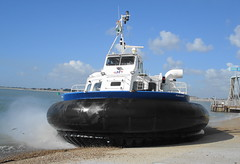 Isle Of Wight Hovercraft (andyc20050) Tags: ferry isleofwight solent wight southsea hovercraft ryde hovertravel islandexpress