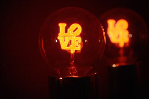Love Bulb, Love Lamp