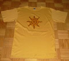 T-shirt étnica