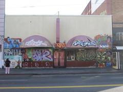 (kewlio) Tags: sanfrancisco graffiti notes dagon dzyer buter balazo